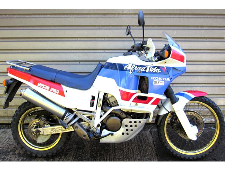 Sold: Honda 1988 XRV650 Africa Twin RD03