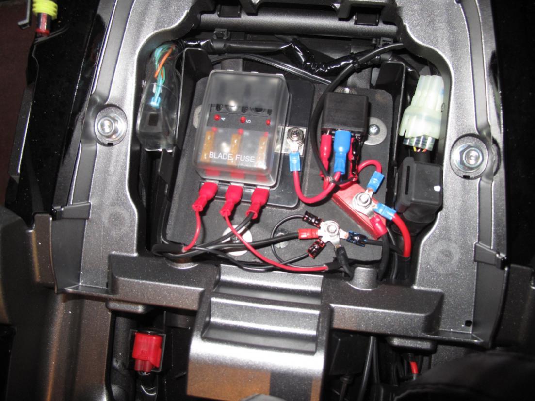 Motorcycle Fuse Box Wiring