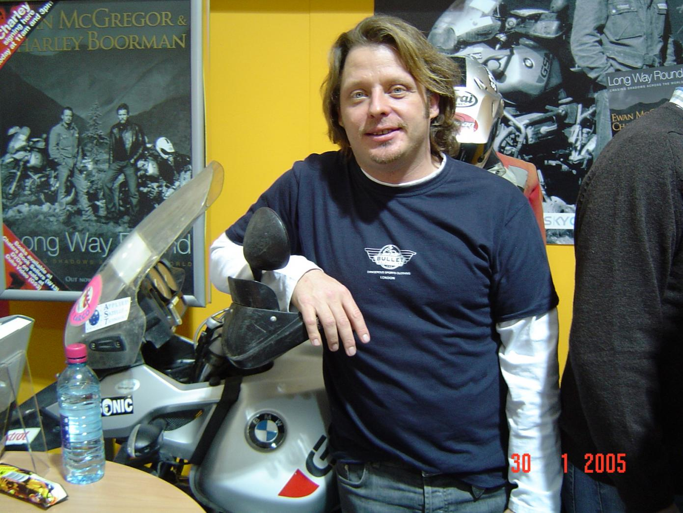 charley boorman cancer
