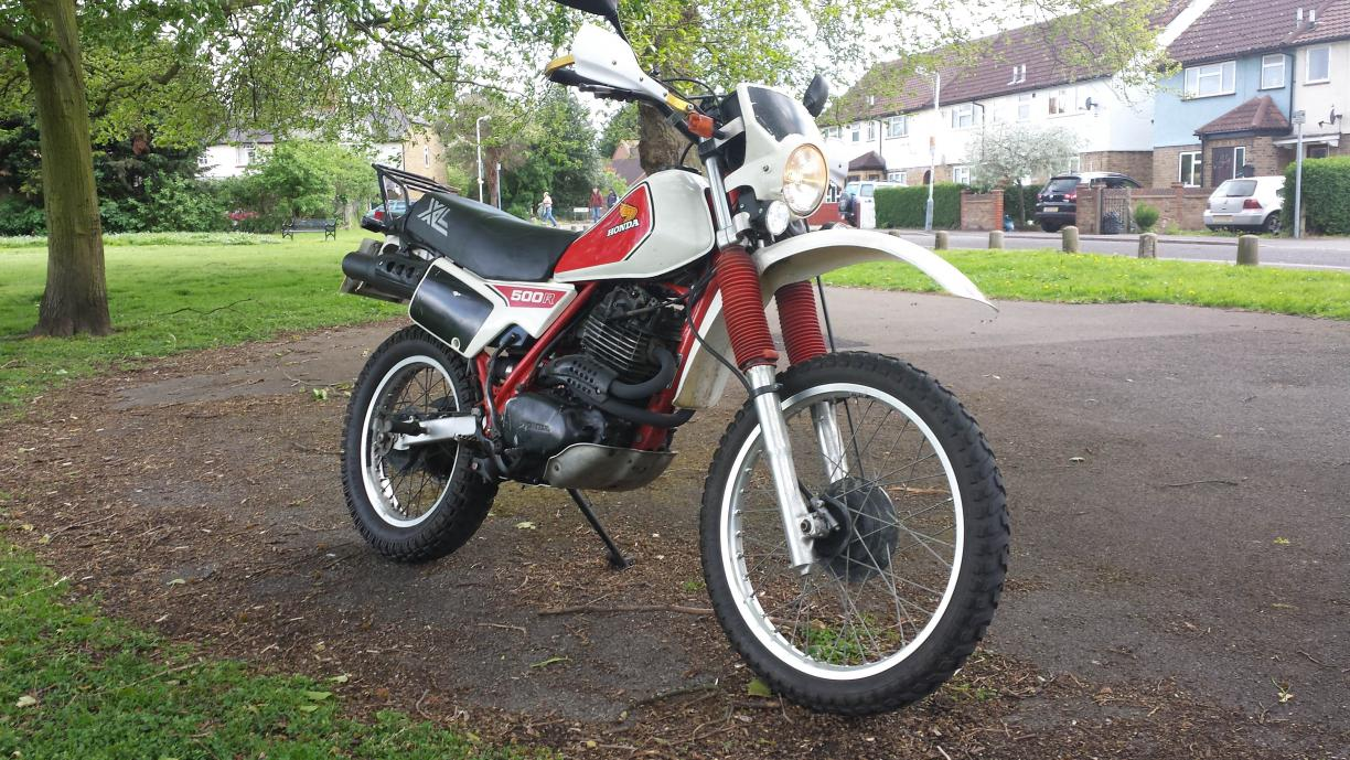For Sale Honda Xl500r For Sale