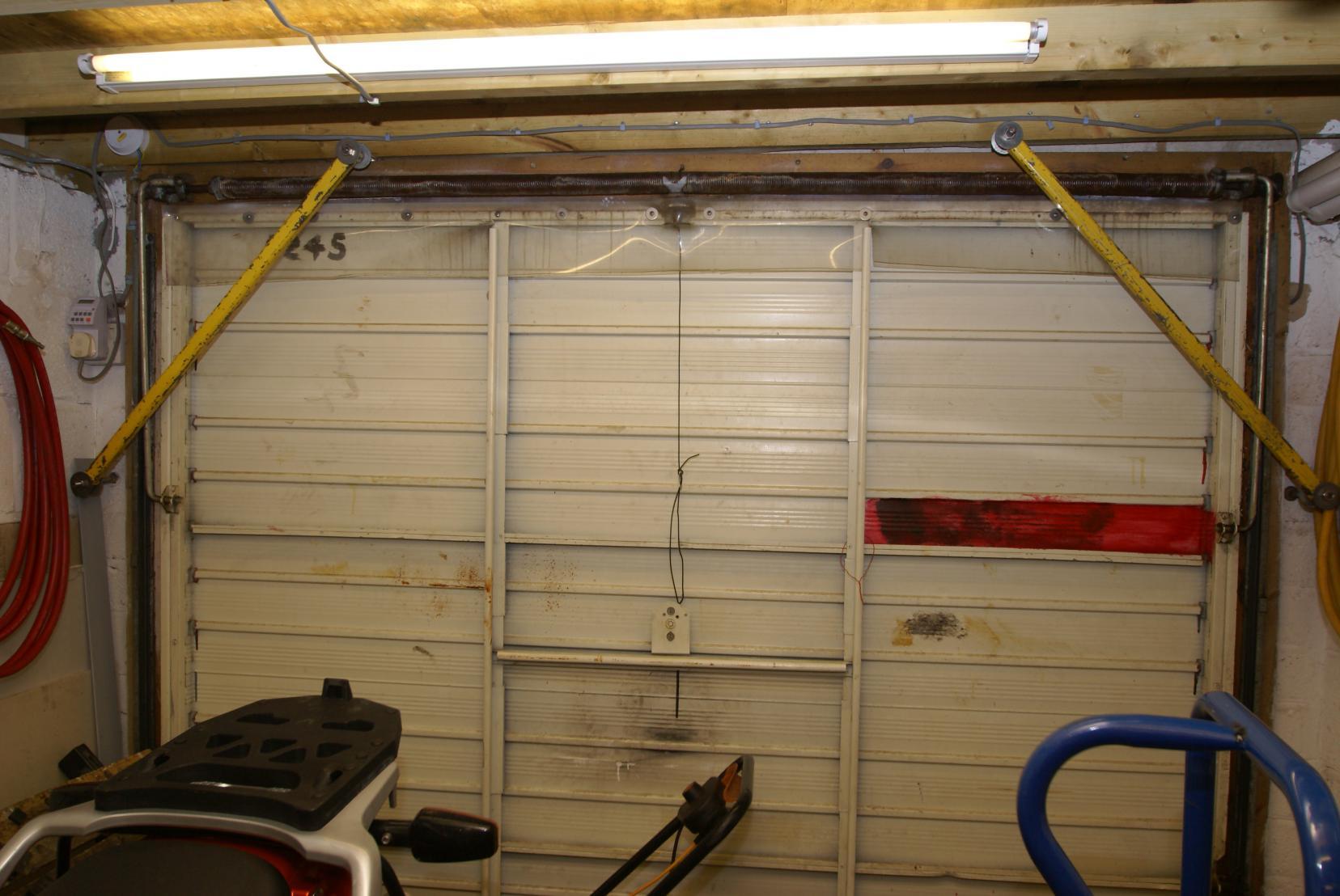 Overhead Door Security : Garage security page