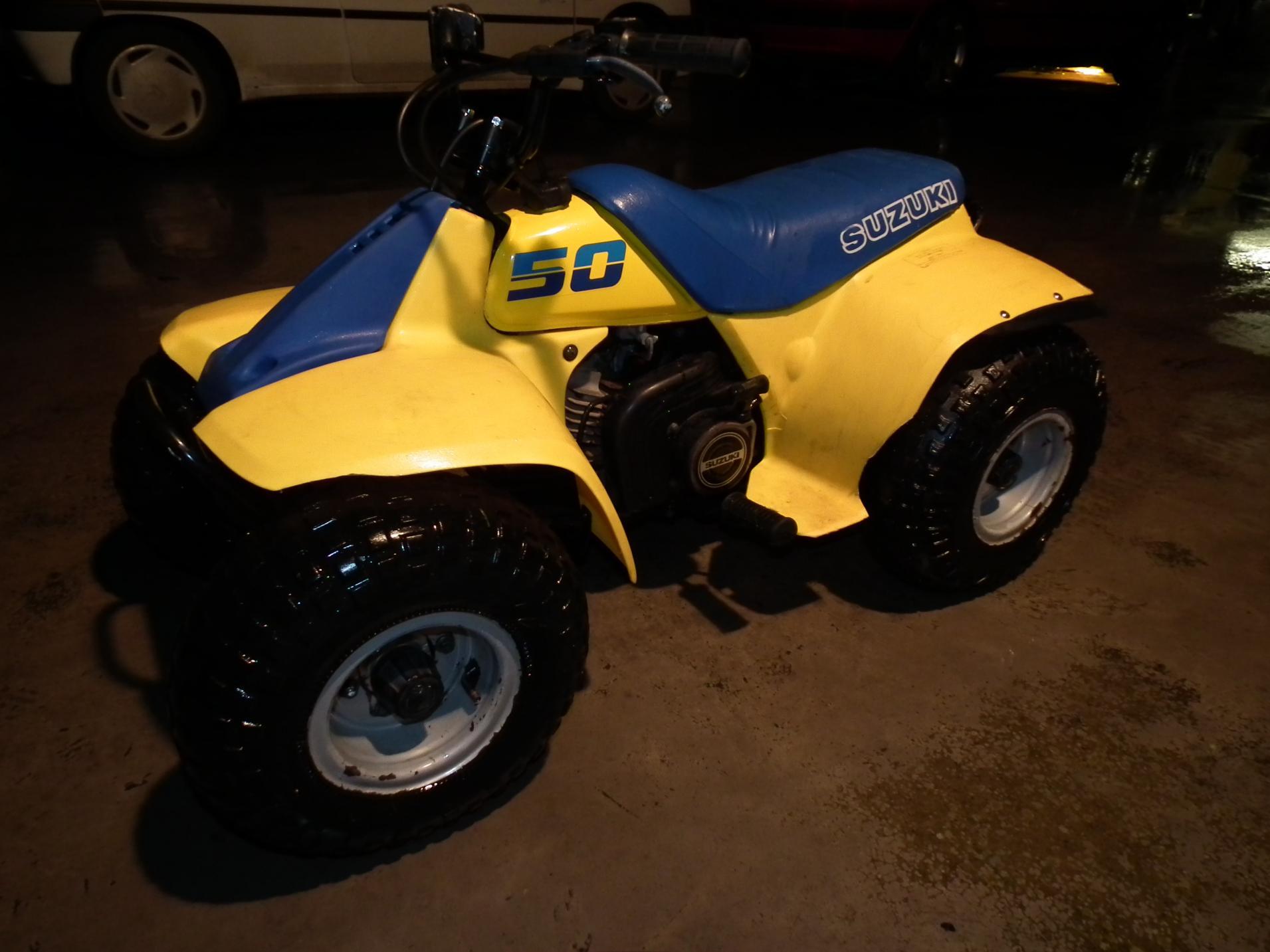 For Sale: Suzuki LT50 kids quad (in Northern Ireland)
