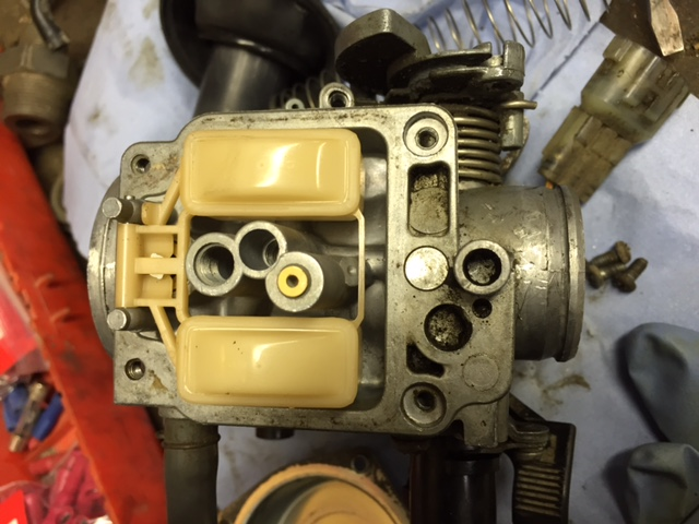 Jetting issues 2006 xr250