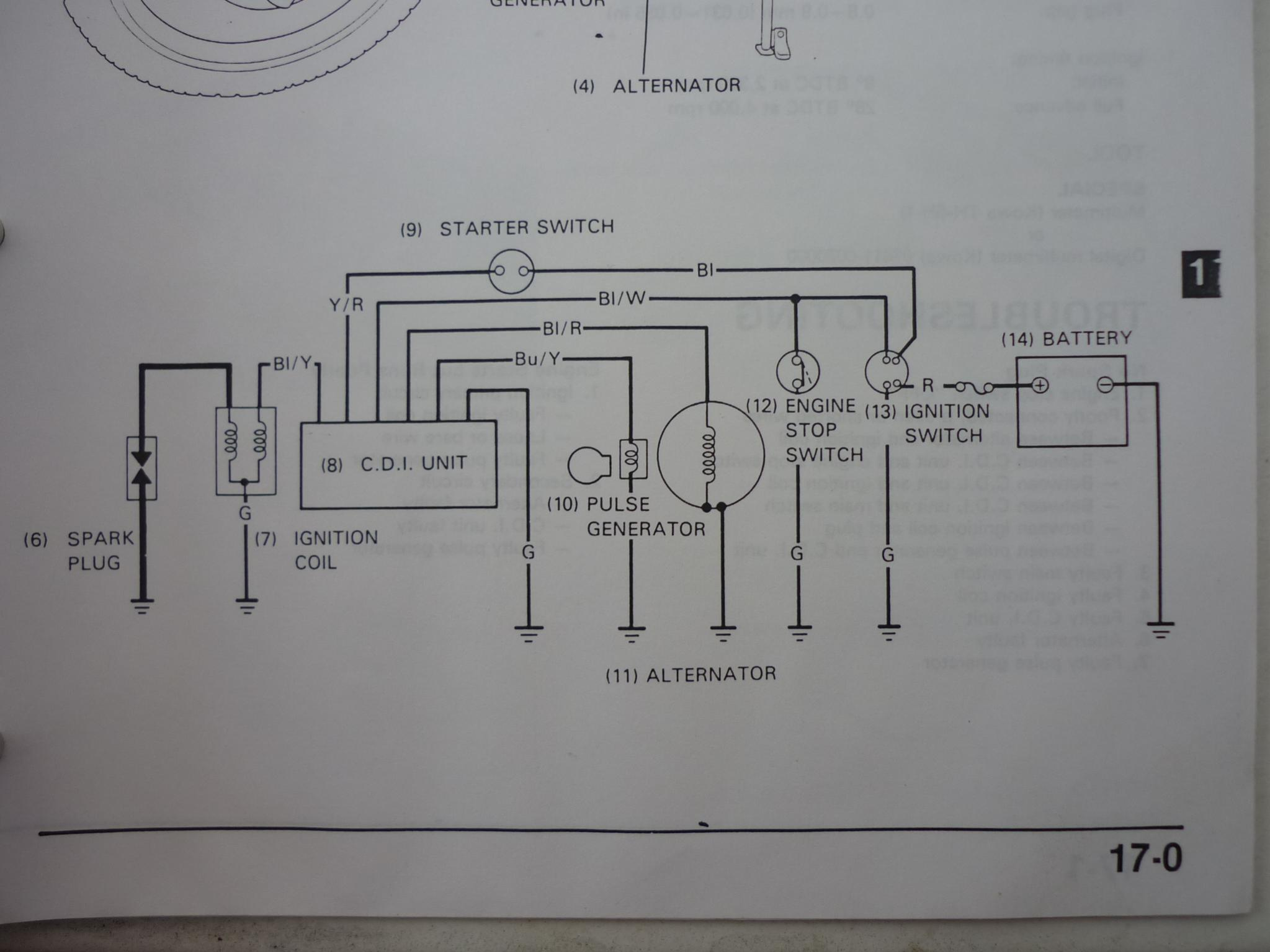 Xl600 Lmf Wiring Diagram