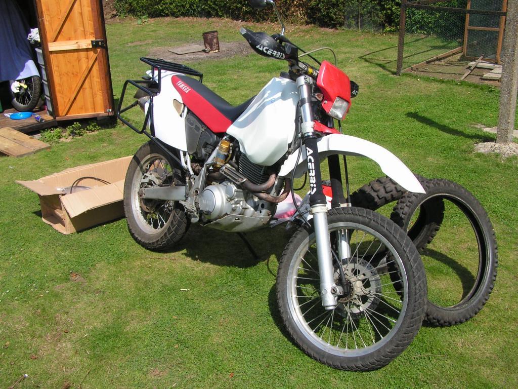 For Sale Yamaha Tt600r Ttr600 Year 2000 W Reg