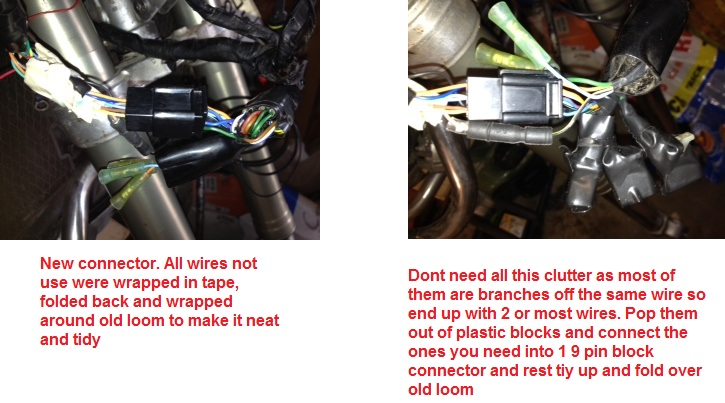 Trail Tech Koso or Acewell Cluster Replacement Page 3 – Koso Wiring Diagram