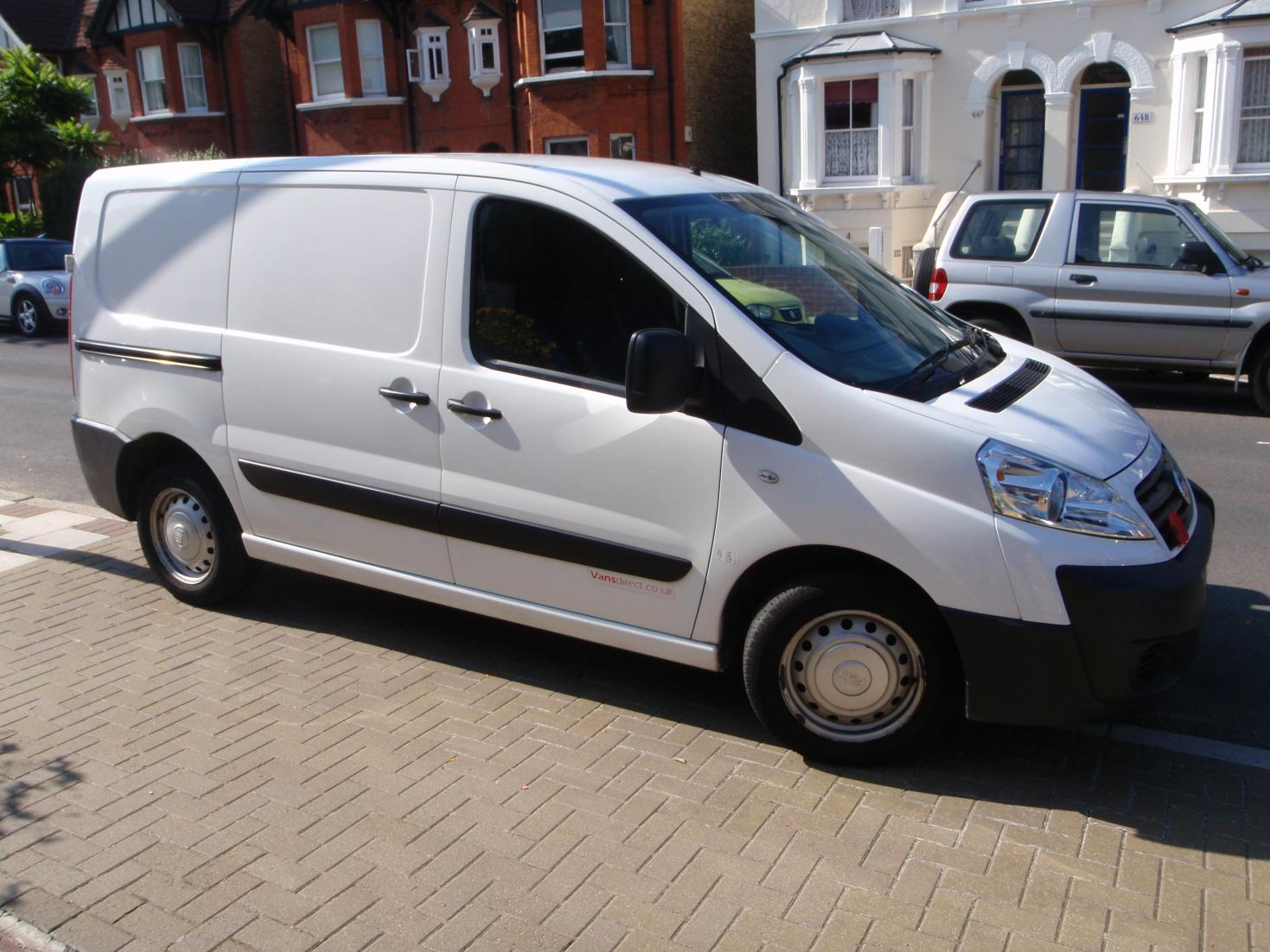 For Sale Fiat Scudo Van