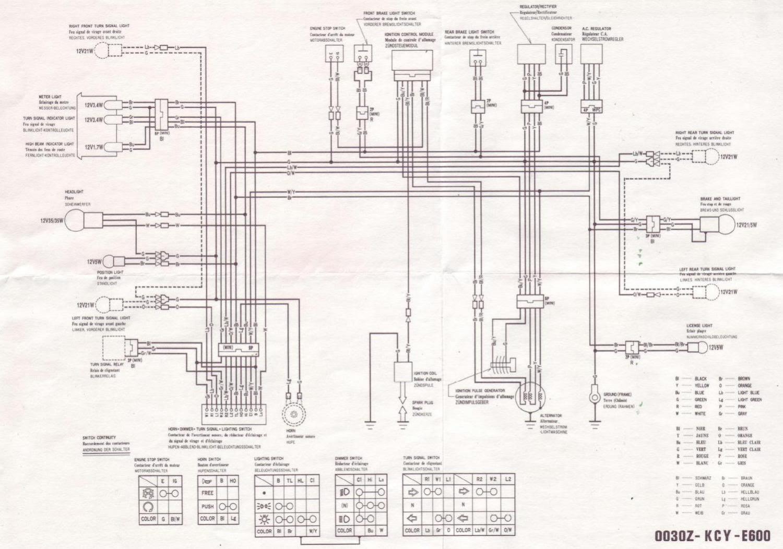 XR400 Kill Switch wiring | Honda XRV ForumHonda XRV Forum
