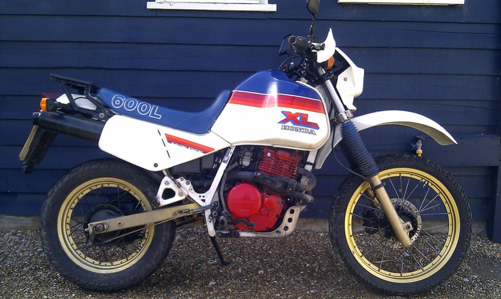 For Sale: Honda XL600LM