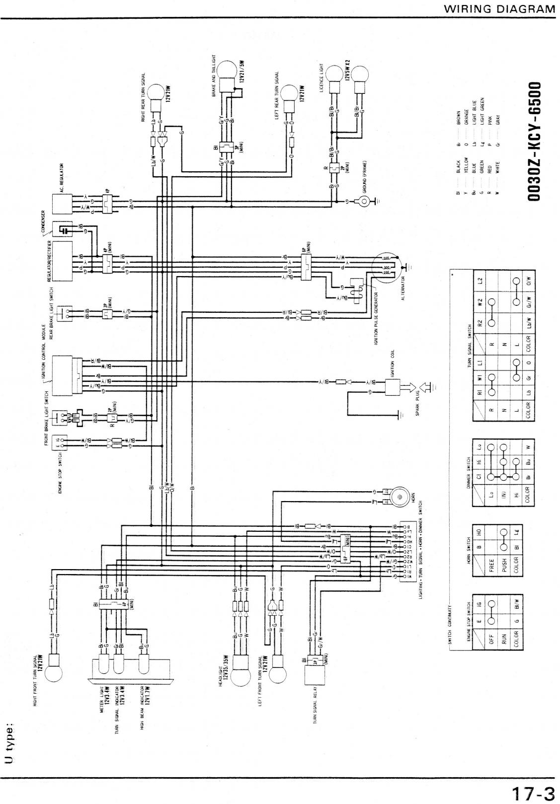 Wiring Diagram For Honda Xr400r Not Lossing Sl70 Motorcycle All About Diagrams Data Rh 8 Hrc Solarhandel De Parts Civic Schematics
