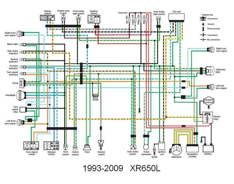 Wiring Diagram For Rd08