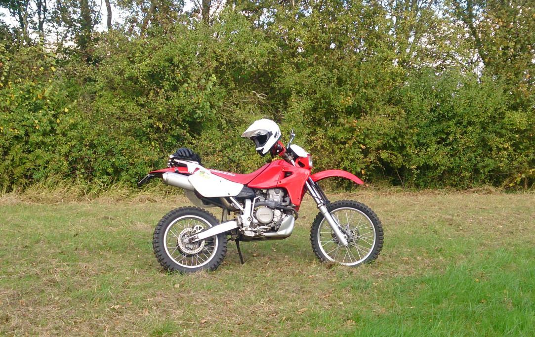 Another XR650R Electrical Question