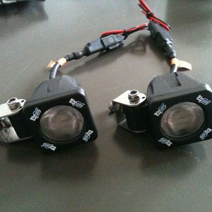 VisionX LED light