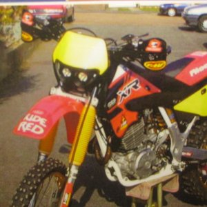Aloop special XR600